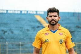 Léo Bahia é anunciado no Pelotas