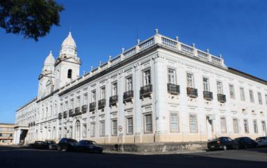 Prefeita solicita ao governador ajuda financeira para Santa Casa