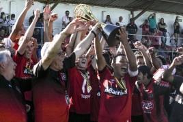 Brasil conquista o título da Copa FGF Sub-19