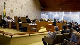 Por 5 votos a 4, STF vota contra imunidade a deputados estaduais