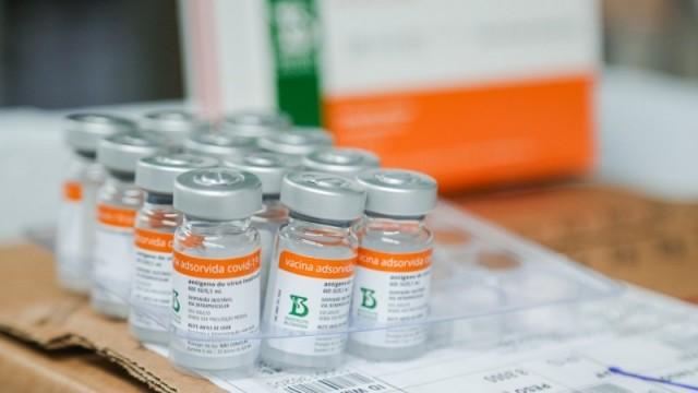 Estado recebe doses da Coronavac e AstraZeneca na quinta-feira