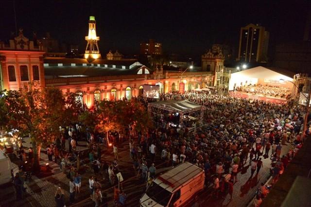 9º Festival Internacional Sesc de Música
