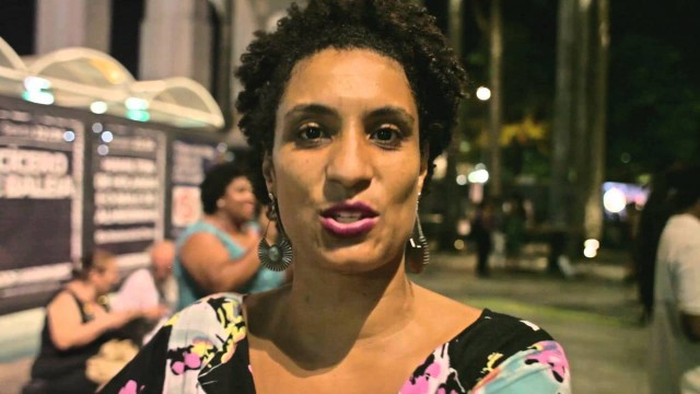 Dia Marielle Franco é criado no Rio