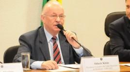 Odacir Klein é anunciado como novo secretário da Agricultura