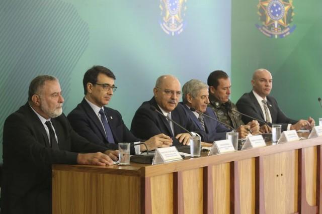 9 chefes de Estado e de Governo estão confirmados para a posse