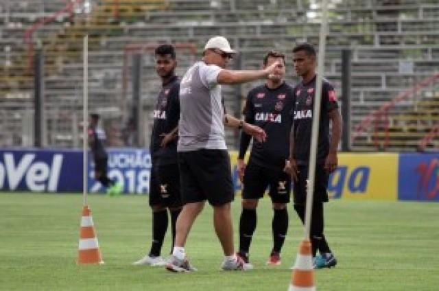 Brasil treina forte para a decisão de quinta