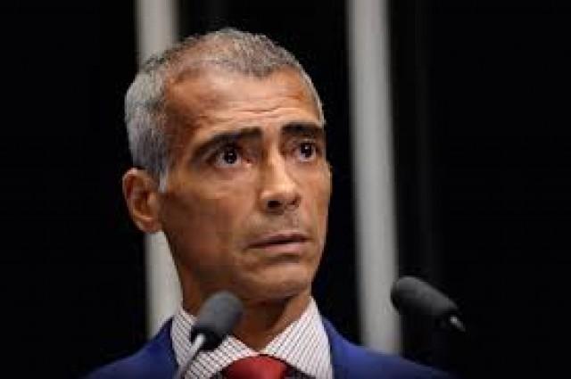 STF arquiva investigação contra Romário