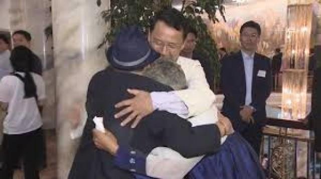Famílias separadas pela Guerra da Coreia se reencontram após décadas