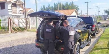 PF combate distribuição de dinheiro falsificado no Rio Grande do Sul