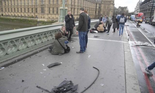 Atentado em Londres deixou três mortos