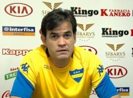 Pelotas anuncia o técnico Paraguaio Diego Gavilán
