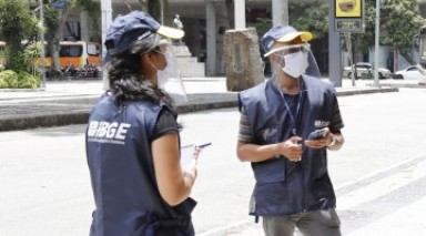 IBGE abre 649 vagas para o Censo 2021 na região
