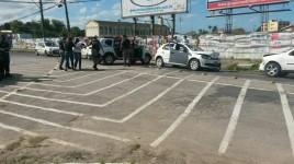 Bando desmantelado : um morto, dois baleados e dois presos em assalto