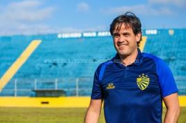 Diego Gavilán chega para comandar o Pelotas